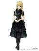 AZONE/50 Collection/FAR158【48/50cmドール用】BlackRavenClothing ロゼ ノワール ブーツ