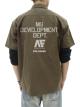 ガンダム/機動戦士Zガンダム/アナハイム・エレクトロニクス ワッペンベースワークシャツ