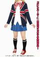 きんいろモザイク/ハロー!!きんいろモザイク/きんいろモザイク 女子制服 シャツ&リボンセット