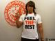 新日本プロレスリング/新日本プロレスリング/棚橋弘至「FEEL THE BEST」Tシャツ