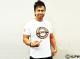 新日本プロレスリング/新日本プロレスリング/小島聡 サークルロゴTシャツ