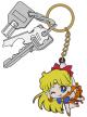 セーラームーン/美少女戦士セーラームーンCrystal/セーラーヴィーナス つままれキーホルダー