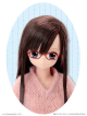 AZONE/Pureneemo Original Costume/AMP079【1/6サイズドール用】エッチングメガネ(レンズなし) Aセット