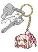 Fate/Fate/kaleid liner プリズマ☆イリヤ ツヴァイ ヘルツ!/「プリズマ☆イリヤ」イリヤつままれキーホルダー