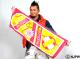 新日本プロレスリング/新日本プロレスリング/KUSHIDA「HOVER BOARD LOCK」スポーツタオル