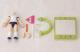 キューポッシュ/キューポッシュえくすとら/キューポッシュえくすとら 半袖体操服ボディ 塗装済み可動フィギュア