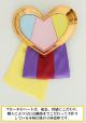 THE IDOLM@STER/アイドルマスター シンデレラガールズ/【完全受注生産】「マイファーストスター!!」イエローver./ブローチ・リボンセット
