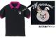 ダンガンロンパ/ダンガンロンパ3 -The End of 希望ヶ峰学園-/モノミ フェイス刺繍ポロシャツ
