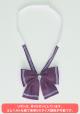レコラヴ/レコラヴ/光海学園 中・高等部女子制服 リボン 中等部(紫)