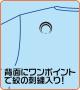 刀剣乱舞/刀剣乱舞/刀剣乱舞-ONLINE- 紋刺繍入りTシャツ 三日月宗近