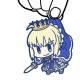 Fate/Fate/Grand Order/Fate/Grand Order セイバー/アルトリア・ペンドラゴンつままれキーホルダー