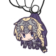 Fate/Fate/Grand Order/Fate/Grand Order ルーラー/ジャンヌ・ダルクつままれキーホルダー