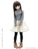 AZONE/50 Collection/FAO040【48/50cmドール用】AZO2柔らかタートルネックセーターセット