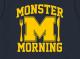 新日本プロレスリング/新日本プロレスリング/中西学「MONSTER MORNING」Tシャツ