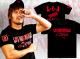 新日本プロレスリング/新日本プロレスリング/ロス・インゴベルナブレス・デ・ハポン Tシャツ(ブラック×レッド)