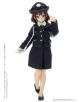 AZONE/ピコニーモコスチューム/PIC133-NVY【1/12サイズドール用】1/12 女性警察官セット