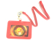 新日本プロレスリング/新日本プロレスリング/光るICカードステッカー ライオンマーク(カラーロゴ)