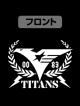 ガンダム/機動戦士Zガンダム/ティターンズ ジップパーカー
