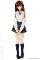 AZONE/50 Collection/FAO083【48/50cmドール用】AZO2丸襟ハイスクールガールセット