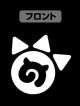 けものフレンズ/けものフレンズ/けものフレンズ ジップパーカー