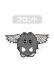 遊☆戯☆王/遊☆戯☆王デュエルモンスターズGX/ハネクリボー ジップパーカー