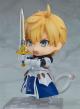 Fate/Fate/Grand Order/ねんどろいど セイバー/アーサー・ペンドラゴン〔プロトタイプ〕 ABS&PVC 塗装済み可動フィギュア