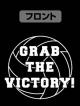 ハイキュー!!/ハイキュー!! 烏野高校 VS 白鳥沢学園高校/音駒高校バレーボール部 応援ジップパーカー