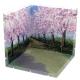 グッドスマイルカンパニー/じおらまんしょん150/じおらまんしょん150 桜並木