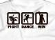新日本プロレスリング/新日本プロレスリング/中西学「YAJIN DANCE」Tシャツ