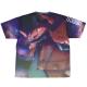 ガンダム/機動戦士ガンダムTwilight AXIS/Twilight AXIS 両面フルグラフィックTシャツ