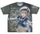 THE IDOLM@STER/アイドルマスター ミリオンライブ!/音楽で紡ぎ出す世界 桜守歌織 両面フルグラフィックTシャツ