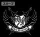THE IDOLM@STER/アイドルマスター シンデレラガールズ/ダークイルミネイト Tシャツ 蘭子&飛鳥Ver.