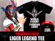 新日本プロレスリング/新日本プロレスリング/獣神サンダー・ライガー「LEGEND」Tシャツ