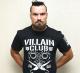 新日本プロレスリング/新日本プロレスリング/マーティー・スカル「VILLAIN CLUB SILVER」Tシャツ