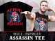 新日本プロレスリング/新日本プロレスリング/ウィル・オスプレイ「ASSASSIN」Tシャツ