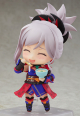 Fate/Fate/Grand Order/ねんどろいど セイバー/宮本武蔵 ABS&PVC 塗装済み可動フィギュア