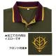 ガンダム/機動戦士ガンダム/ジオン軍デザインポロシャツ