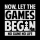 ノーゲーム・ノーライフ/ノーゲーム・ノーライフ/さあゲームを始めようメッセージ Tシャツ