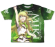 THE IDOLM@STER/THE IDOLM@STER/アイドルマスター ステラステージ 星井美希 両面フルグラフィックTシャツ