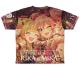 THE IDOLM@STER/アイドルマスター シンデレラガールズ/Twin☆くるっ★テール 城ヶ崎美嘉 両面フルグラフィックTシャツ