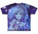 THE IDOLM@STER/アイドルマスター シンデレラガールズ/スターリーブライド アナスタシア 両面フルグラフィックTシャツ