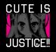 ノーゲーム・ノーライフ/ノーゲーム・ノーライフ/かわいいは正義! Tシャツ