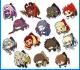 Fate/Fate/EXTELLA LINK/Fate/EXTELLA LINK 呂布奉先 アクリルつままれストラップ