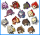 Fate/Fate/EXTELLA LINK/Fate/EXTELLA LINK マスター(女) アクリルつままれキーホルダー