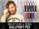 新日本プロレスリング/新日本プロレスリング/BULLET CLUB ZEBRAボールペン5本セット