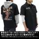 エヴァンゲリオン/EVANGELION/式波・アスカ・ラングレー フルカラーワークシャツ