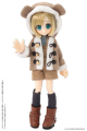 AZONE/ピコニーモコスチューム/PIC247【1/12サイズドール用】1/12 ピコDくまさんコート