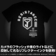 INGRESS/INGRESS THE ANIMATION/レジスタンス Tシャツ