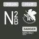 エヴァンゲリオン/EVANGELION/N2爆雷 ドラムバッグ