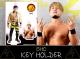 新日本プロレスリング/新日本プロレスリング/フィギュアシートキーホルダー SHO